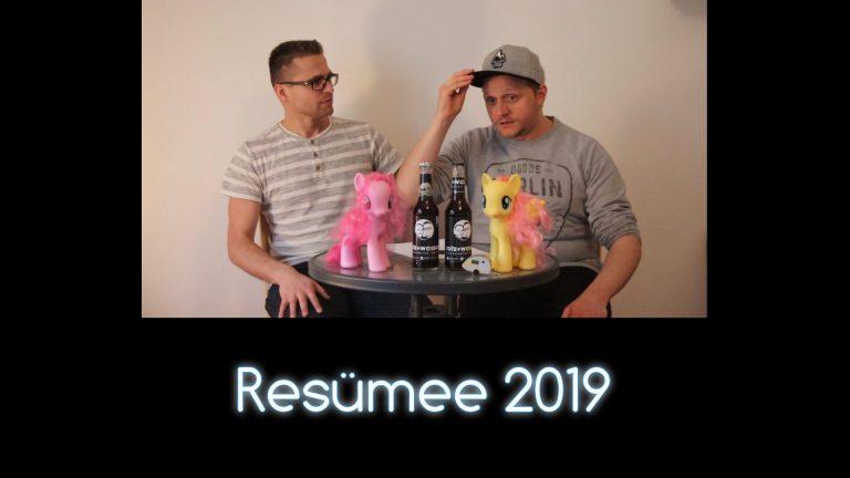 Resümee 2019 – Ein Jahr geht zu Ende !